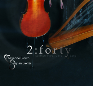 2:forty by Cheyenne Brown and Seylan Baxter