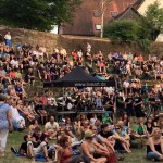 Homebound mosbach 2015 crowds